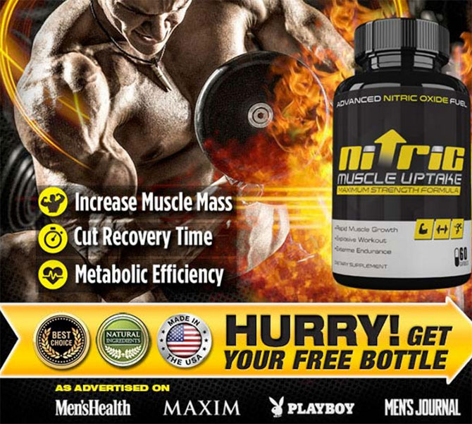 nitric muscle uptake free trial