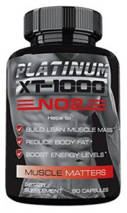 platinum xt no2 bottle