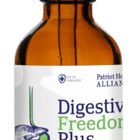 digestive freedom plus bottle