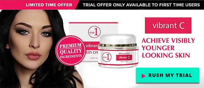 buy vibrant C skin cream