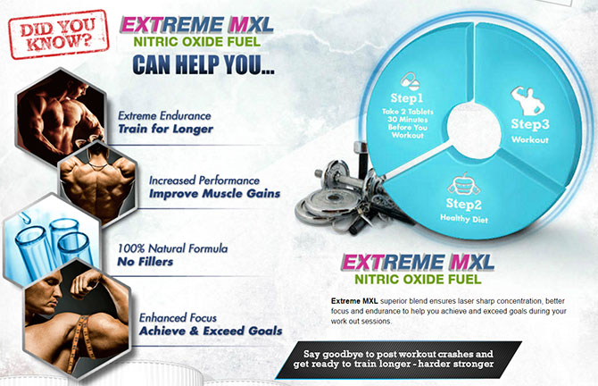 extreme mxl supplement