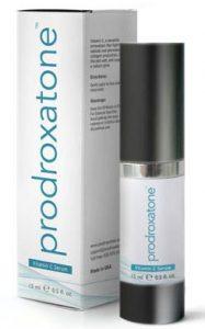 prodroxatone skincare bottle