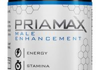 priamax male supplement bottle