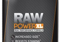 raw power xl bottle