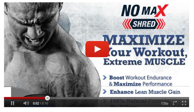 no max shred free trial