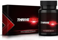 thrive max bottle