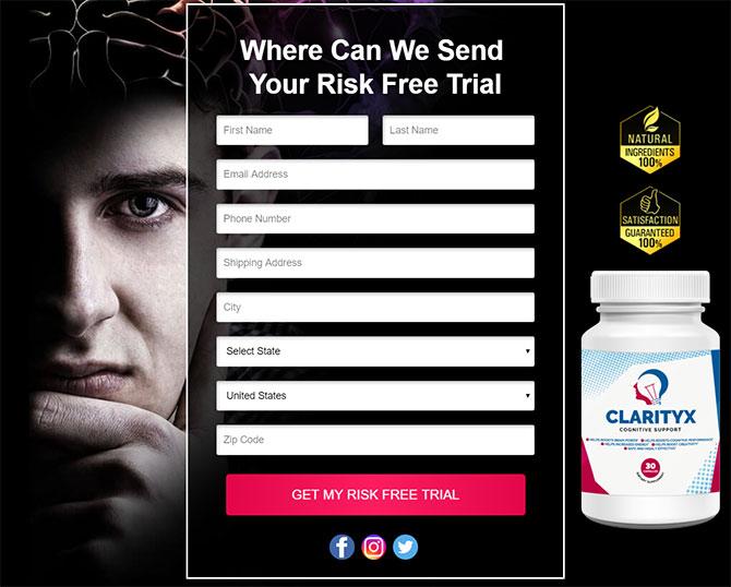 buy clariy x free trial