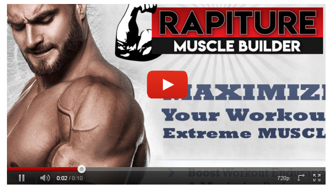 rapiture muscle builder free trial