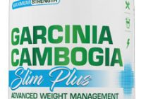 garcinia cambogia slim plus bottle
