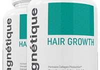 magnetique hair growth bottle